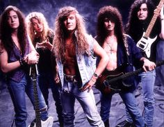 80s Heavy Metal Bands | Mike Matijevic & Steelheart