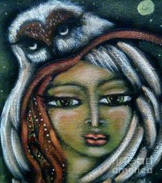 Never Let Go Painting by Maya Telford - Never Let Go Fine Art Prints and Posters for Sale
