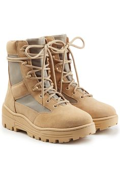 2a6b423c3e49d1 YEEZY Yeezy Suede Combat Boots.  yeezy  shoes