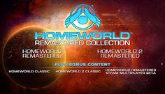 Gamer Entry: Homeworld Remastered Collection