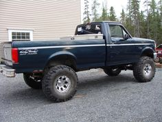 Ford Lariat Supercrew Lifted Vehicles For