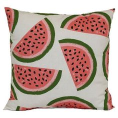 Outdoor Decorative Pillow - Watermelons - Room Essentials™