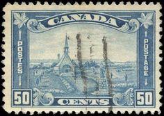 Canada #176, F+, Used