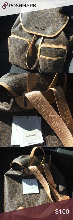 Calvin Klein backpack, new Brand new, calvin klein backpack Calvin Klein Bags Backpacks