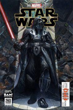 Dark Vader #1 Variant