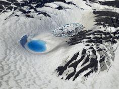El glaciar Vatnajökull, Islandia