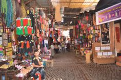 #Marrakech #Market #Colour #Shopping #Wanderlust #travel #explore