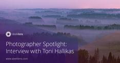 Photographer Spotlight: Interview With Toni Hallikas #photography #photographer https://sleeklens.com/toni-hallikas/