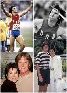 Era uma vez, um campeão olímpico chamado Bruce Jenner… Medalha de ouro em Montreal, ídolo americano. Casou e teve 2 filhos. Separou e casou de novo, mais 2 filhos. Novamente se separou e casou com Kris, ex mulher de Robert Kardashian, que já tinha 4 filhos, Robert, Kourtney, Khloe e Kim. Com a Kris, Bruce Jenner …