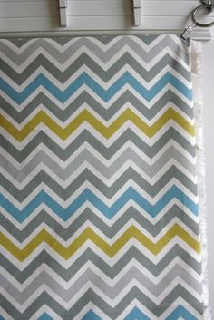 Summerland/Natural Chevron Home Decor Weight by SewFineFabric Chevron Home Decor, Dining Seat Covers, Premier Prints, Happy House, Small Space Living, Chair Fabric, How To Make Pillows, Bedroom Colors, Decoration
