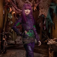 """Mother always knows best..."" #descendants2"