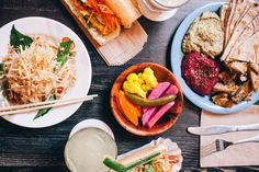 Best Food Courts in New York New York S, Food Court, Cobb Salad, North America, Good Food, Nyc, Dining, Cool Stuff, Ethnic Recipes