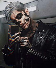 Guys Halloween Makeup, Costume Halloween, Halloween Men, Halloween Inspo, Halloween Outfits, Halloween Recipe, Halloween Projects, Halloween Nails, Halloween Party