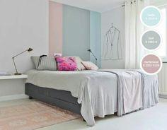 . Interior Paint, Interior Design, Interior Ideas, Colorful Interiors, Furniture Design, Colours, Living Room, House, Beautiful Decoration