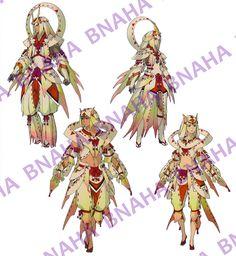 Amatsu Armor by Bnaha