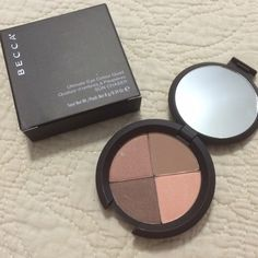 HP 2/20  Becca Ultimate Color Quad Sun Chaser BNIB Becca Ultimate Eye Color Quad in Sun Chaser  Price firm. ❌ I do not trade. Please do not ask. Sephora Makeup Eyeshadow
