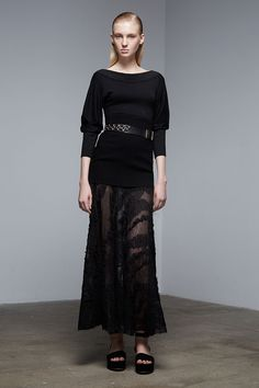 Donna Karan Pre-Fall 2015 Runway – Vogue