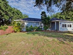 3/2 pool home with easy care, wood & tile throughout. Split plan, NEW stainless steel appliances, NEW pool pump & filter, fenced-in yard, & large screened-in pool lanai with covered patio. Surrounded by lush landscaping & offers plenty of privacy as property is nestled between 2 vacant lots! Listing #154890