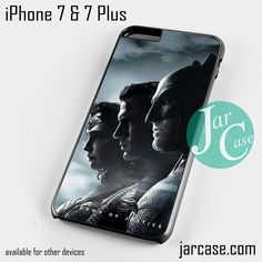 Batman V Superman poster Phone case for iPhone 7 and 7 Plus