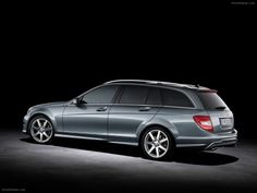 Mercedes Benz C Class Estate 2011