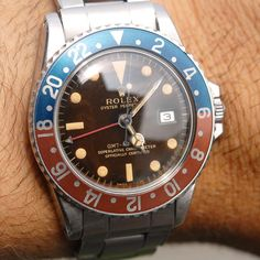 Coming soon to sell as fullset ! Luxury Watches, Rolex Watches, Cool Watches, Watches For Men, Vintage Rolex, Omega Watch, Tropical, Things To Sell, Clocks