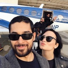 15 Times Demi Lovato & Wilmer Valderrama Were Sickeningly Adorable