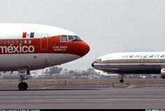 The magical mexican DC-10
