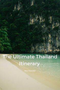 Chiang Mai - Southern Thailand - Bangkok