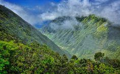 Waikolu Valley, Molokai