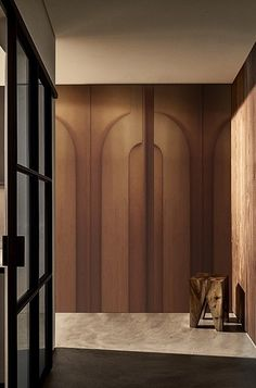 Exclusive wallpaper scaled to fit THE WAY OUT by Wall and Deco at Behangfabriek Interior Architecture, Interior Design, Contemporary Wallpaper, Wall Finishes, New Wallpaper, Wall Patterns, Wall Treatments, Wall Design, Interior Inspiration