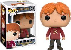 Ron Weasley in Christmas Sweater Pop! Vinyl Figure | Harry Potter | Funko | Popcultcha