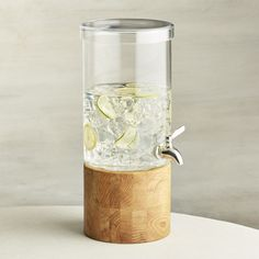 Refreshment Drink Dispenser - Crate and Barrel