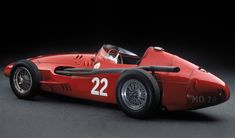 Maseratti F1 Car