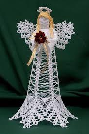 Resultado de imagem para angel crochet ruffles