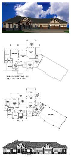 Bungalow House Plan 81104