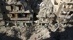 Aleppo civilians pay the price as bombardment continues - News from Al Jazeera
