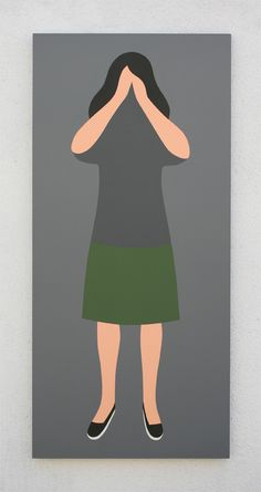 When you disappear, it's your head that goes first. G. Mcfetridge Buy Now #buyart #cuadrosmodernos