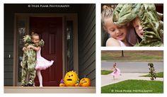 From Summer to Halloween! | Huntersville, NC Child Photographer