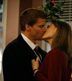 Booth & Brennan- the BEST, sweetest couple on the planet of the earthhhhh