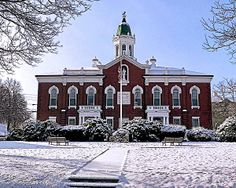 1820 Plymouth County Courthouse, Plymouth, MA - Janice Drew
