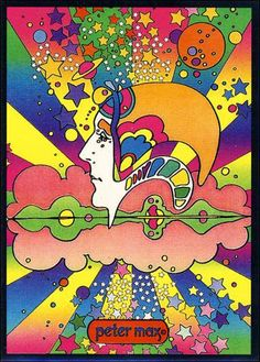 Peter Max -- Mind among the Stars