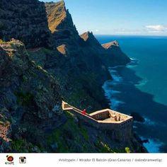 Mirador el Balcon. Gran Canaria