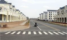 Ordos: The biggest ghost city in China (Video)