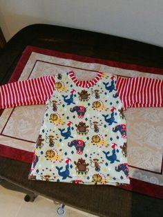 Shirt Frechdachs aus der zwergenverpackung von farbenmix ☆☆☆ genäht von Sarah D. ☆☆☆ lillestoff Design käselotti