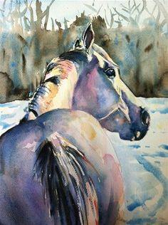 """Touch of Grey"" by Maria  Reichert"
