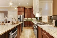 Jude Dream Home, New Orleans, LA featuring the Artesso Kitchen Collection by Brizo. Real Estate Photography, Kitchen Collection, Kitchens, Kitchen Cabinets, Ideas, Home Decor, Decoration Home, Room Decor, Cabinets