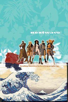 Next Wave by Stuart Immonen *