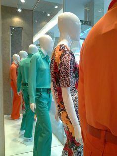 Vitrina Drix Moda & Acessórios - loja Shopping Bosque dos Ipês