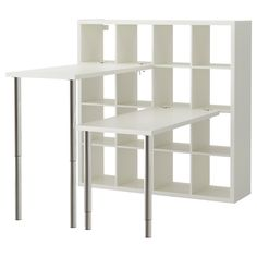 The IKEA Kallax collection Storage furniture is an important element of any home. Elegant and delightfully simple the rack Kallax from Ikea , for exam Ikea, Furniture, Kallax Ikea, Home, Home Office Furniture, Cube Storage, Ikea Kallax Desk, L Shaped Corner Desk, Furniture India