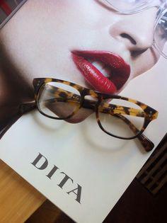 4c660e9b0e1 Dita Eyewear.. I want these!!